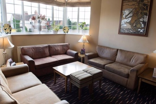 Sofa Area Picture Of George And Dragon Whitley Tripadvisor
