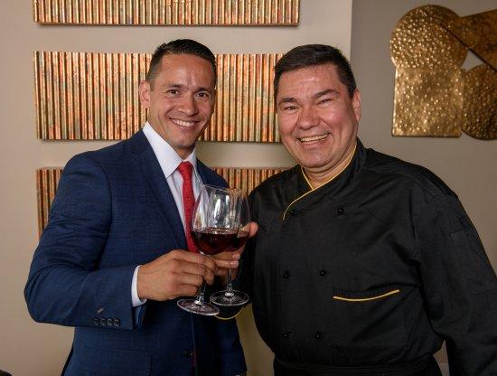 Chef Fredy's Table: Chef Fredy & Nestor Bedoya
