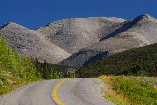 Fort Nelson, Kanada: Alaska Highway
