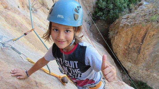 Olympos Rock Climbing