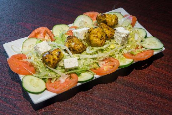 Chambersburg, PA: Chicken kabab Salad