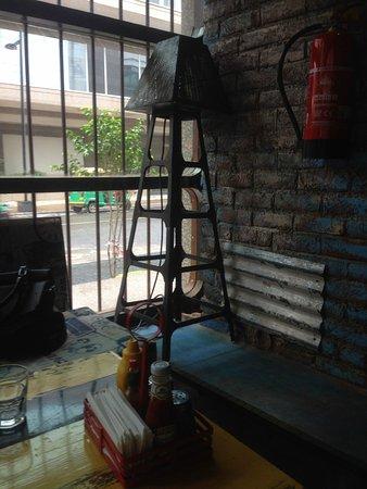 The Junkyard Cafe, Saket