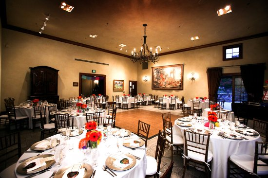 Clos LaChance Winery: Grand salon
