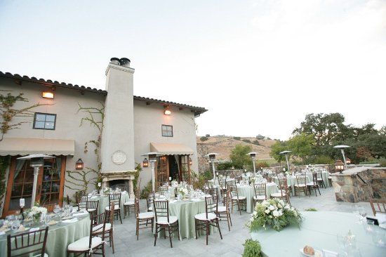 Clos LaChance Winery: Terrace