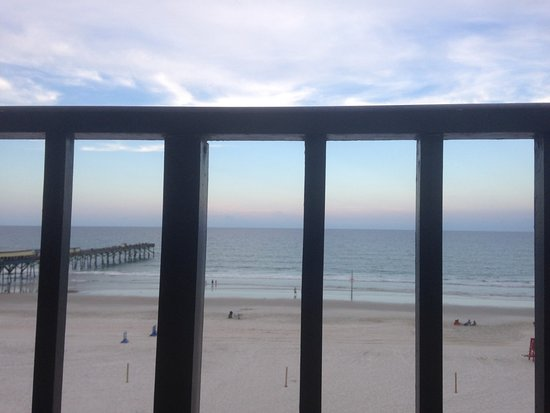 Beach Quarters Resort: view from room