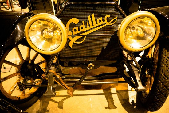 Forney Museum of Transportation: The great grand daddy of today's Cadillac