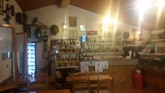 Fanano, Włochy: interno