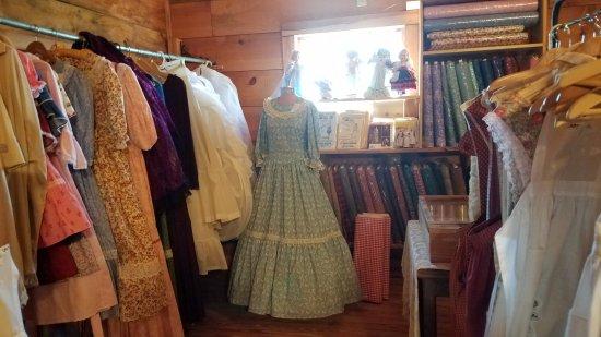 Bakersville Pioneer Village : Dresses for sale