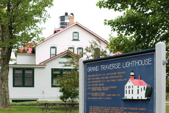 Northport, ميتشجان: Leelanau State Park - Lighthouse