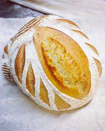Suttons Bay, MI: Country wheat bread