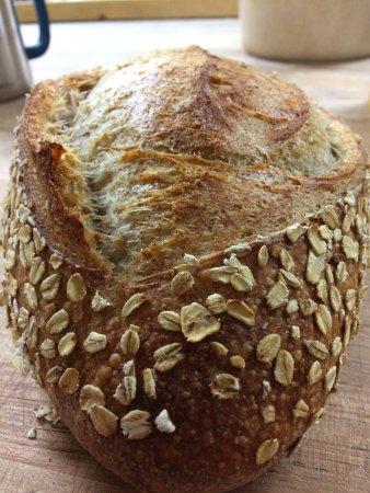 Suttons Bay, MI: Wheaty oat loaf