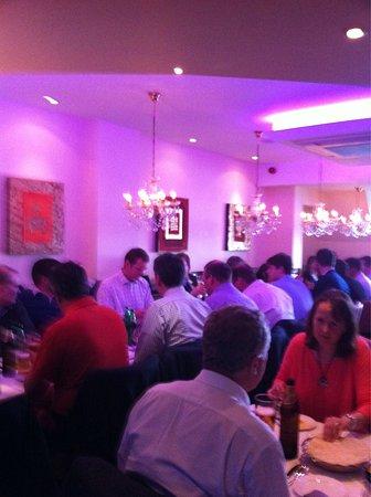 West Drayton, UK: Kaniz Restaurant, Heathrow
