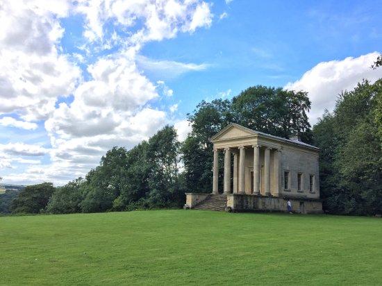 Helmsley, UK: Temple (Dining Room) on Rievaulx Terrace