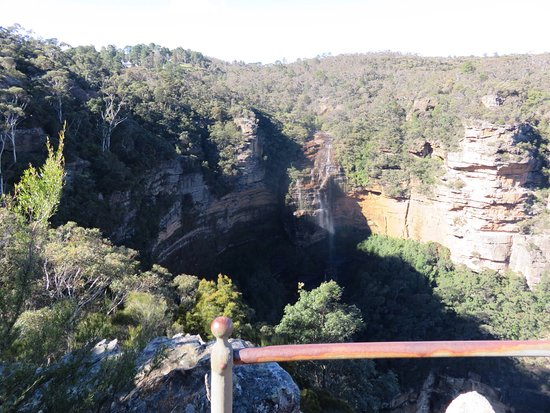 Wentworth Falls, Australia: Beautiful scenery