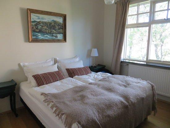Borgarnes, Island: Recommend Room with Private Bath