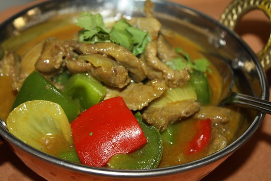 Voorhees, NJ: Himalayan goat curry