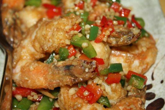 Voorhees, NJ: Shrimp Salt and pepper