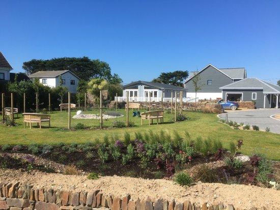 Constantine Bay, UK: Martha's Orchard