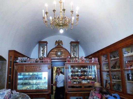 Ruszwurm: Interior