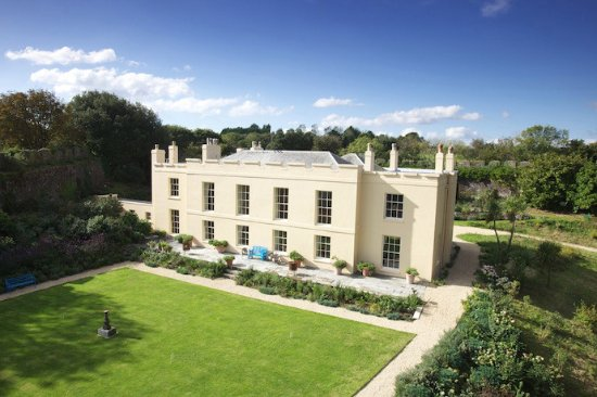 Saltash, UK: The main house