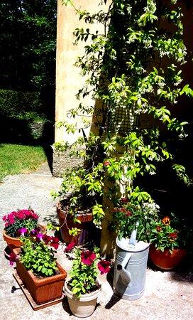 Sospel, France: Au jardin