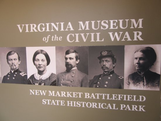 Virginia Museum of the Civil War: Key figures in the New Market battle