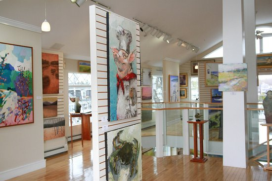 Kennebunk, ME: Maine and New England Artists