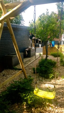 Grindsted, Denmark: Playground