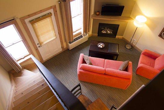 Les Suites de la Gare by Location ADP Tremblant : Suite 2 Chambres ou Suite 1 Chambre Standard seulement