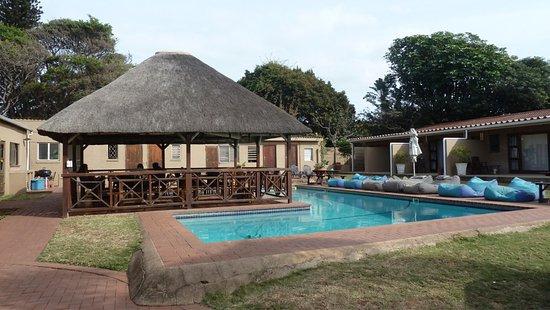 Umkomaas, Zuid-Afrika: la piscine