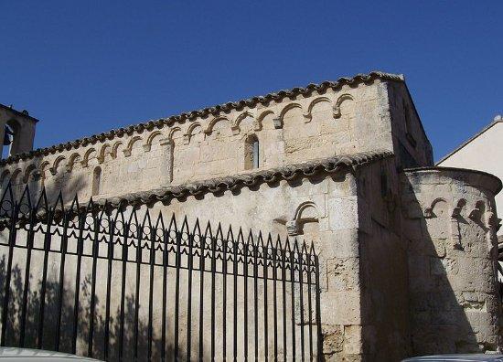 Selargius, Italien: Chiesa, esterno