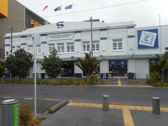 Auckland Region, New Zealand: ArghyaKolkata Auckland Fish Market-1