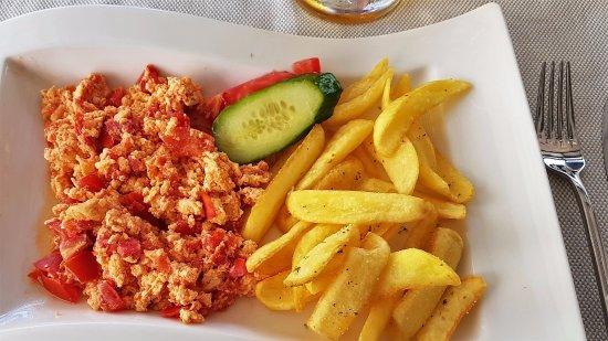 """Red Restaurant: """"Greek Omelette"""""""