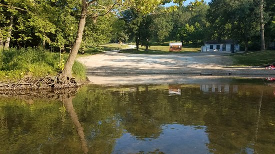 Lebanon, MO: This is why we love this campsite.