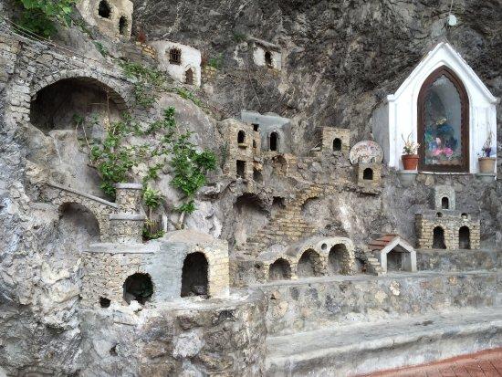 Grotta di Fornillo: lindisimo lugar
