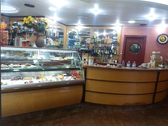 Bar/pasticceria venezuela