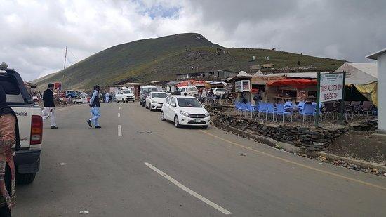 Kaghan的民宿
