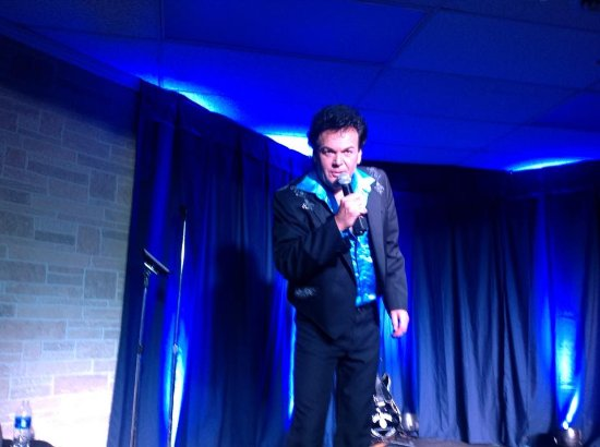 Conway Twitty Tribute by Travis James