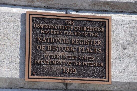Oswego, Estado de Nueva York: National register of historic places