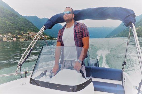 Somma Lombardo, İtalya: Lake Maggiore