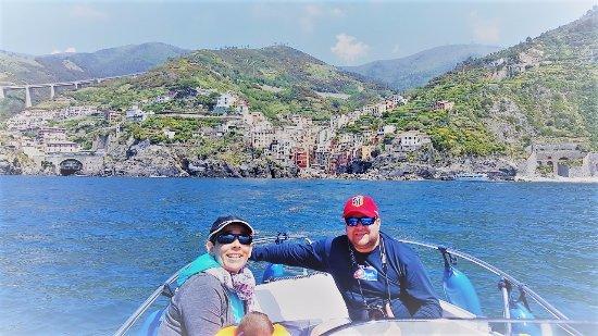Somma Lombardo, İtalya: Cinque Terre