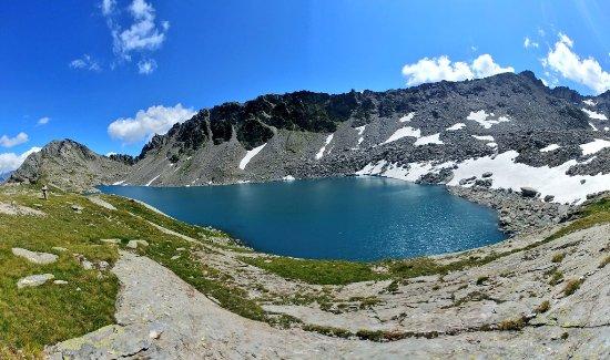 La Thuile, Italia: Lago di Pietra Rossa