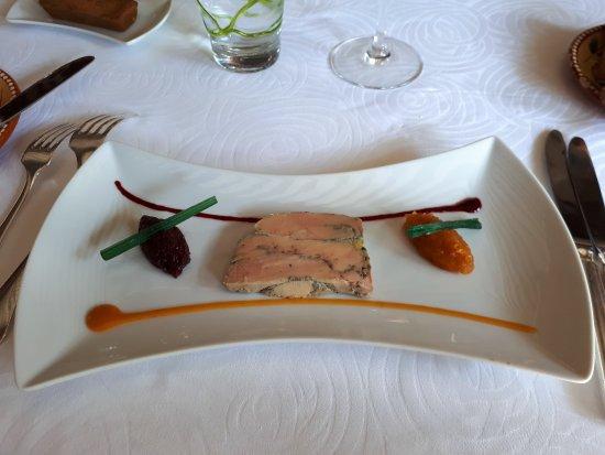 Le Pontet, Frankrig: Foie Gras