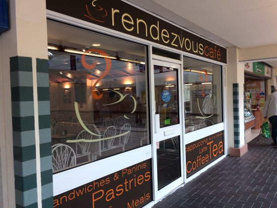 Hyde, UK: Rendezvous Cafe