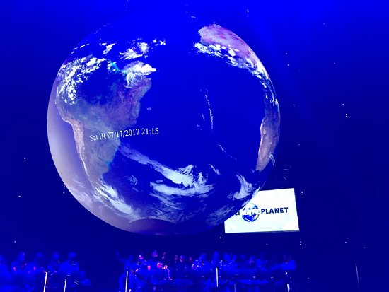 Climate Planet