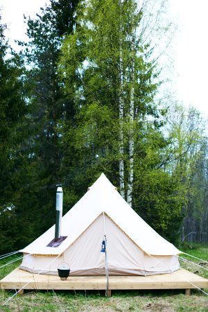 Luxury tent Soul C& & Luxury tent Soul Camp - Prices u0026 Campground Reviews (Ruskeala ...