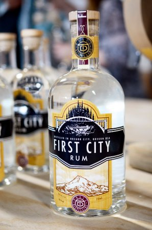 Oregon City, OR: First City Rum