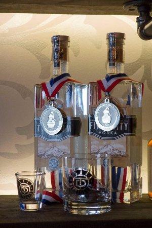 Oregon City, OR: Award winning spirits!
