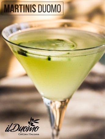 Guadalajara Metropolitan Area, Mexico: Un martini de pepino
