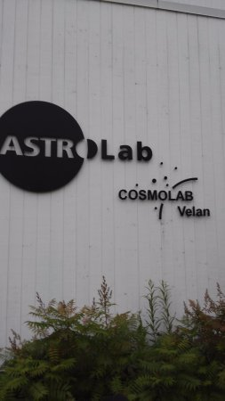 Notre-Dame-des-Bois, Canada: AstroLab